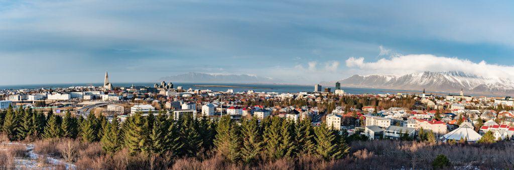 Reykjavik islandija