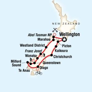 novi zeland aktivno putovanje po južnom otoku 300x300