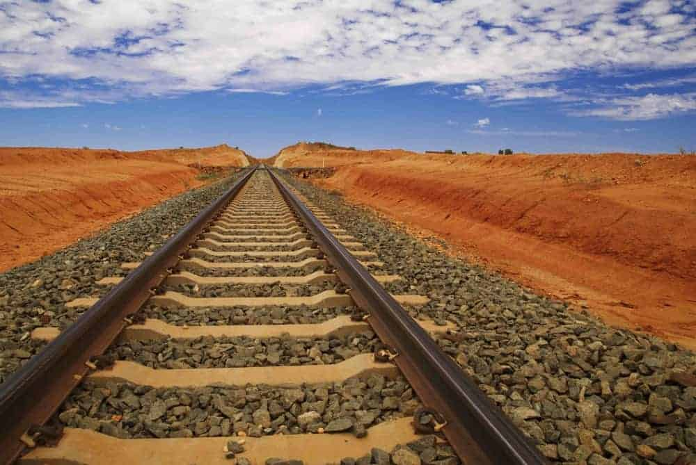Z vlakom po novi zelandiji