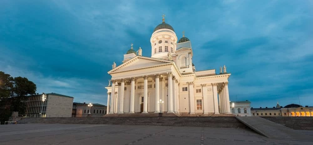 Helsinki ugodno potovanje stapotovanja