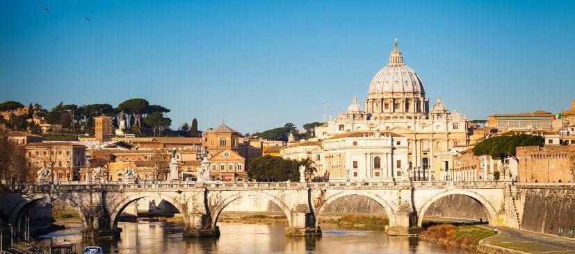 Rim, Vatikan sta