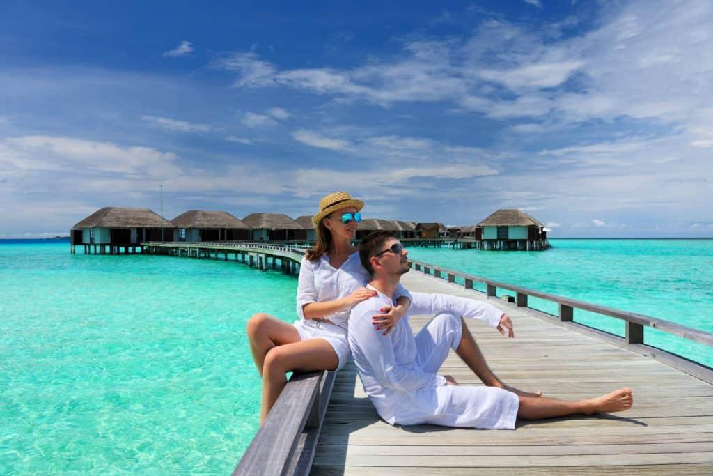 Maldivi - poročno potovanje