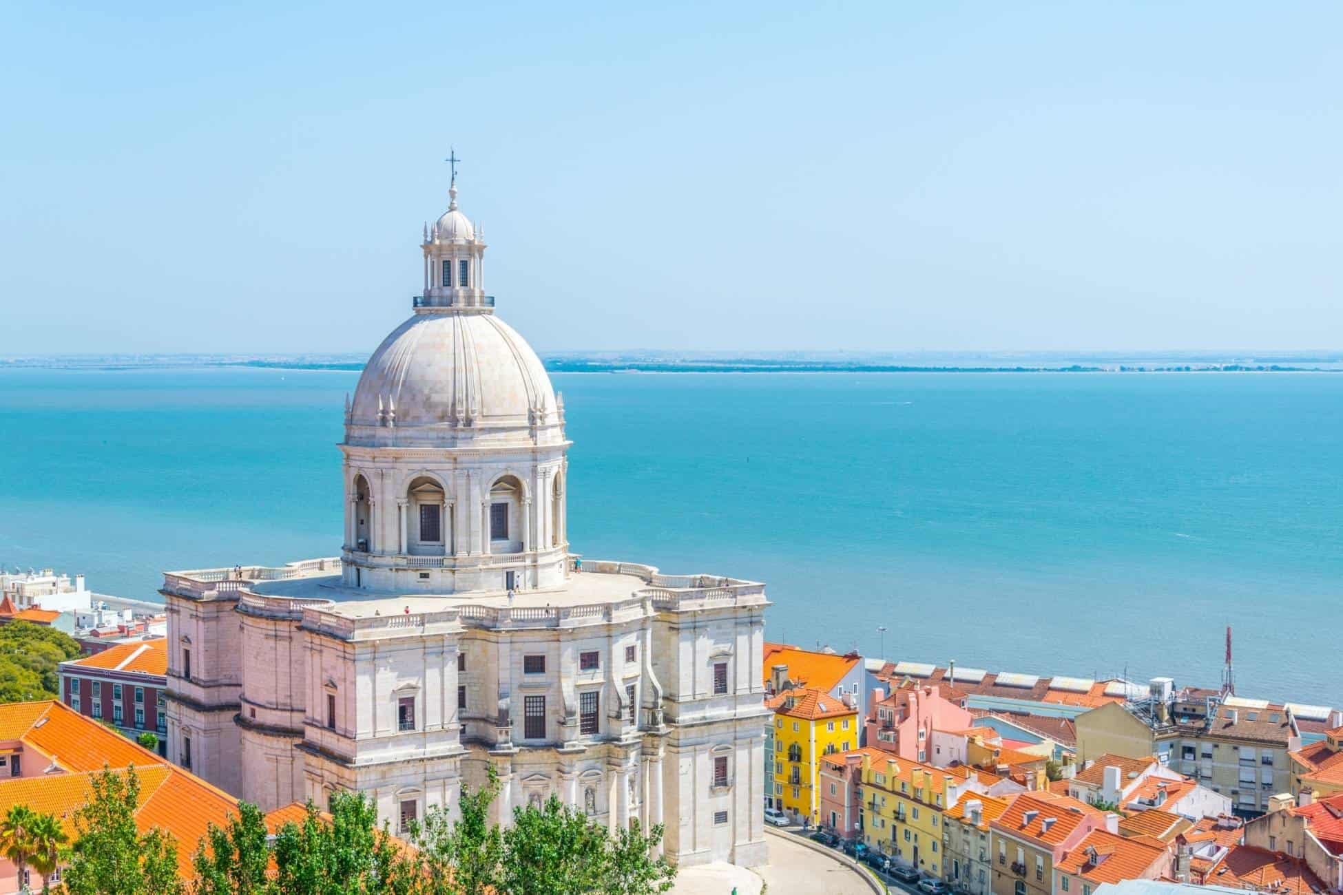 Lizbona - jesenska potovanja