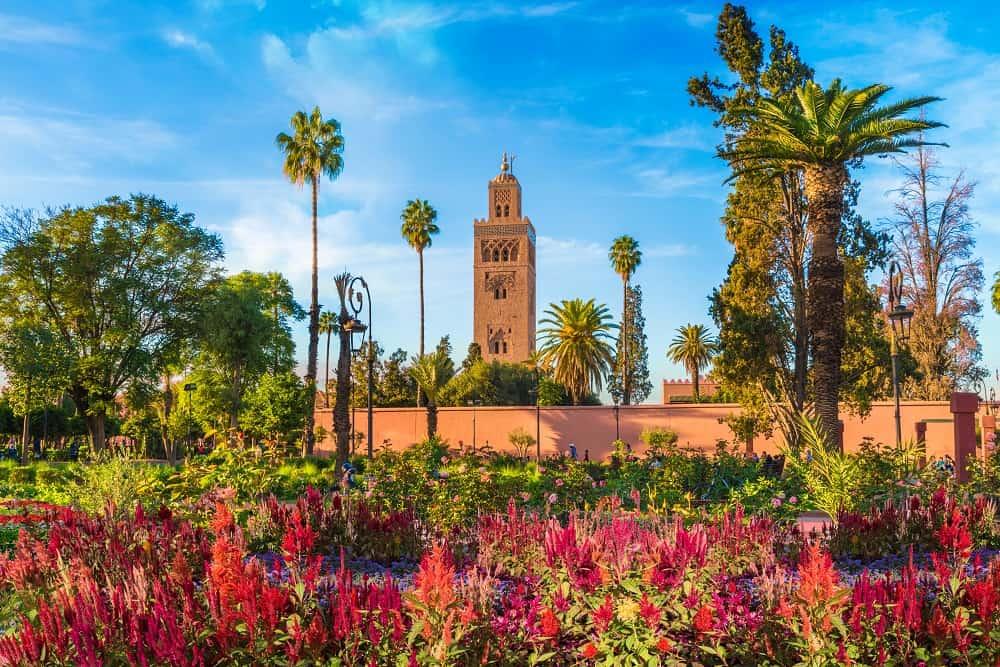 Maroko - jesenska potovanja
