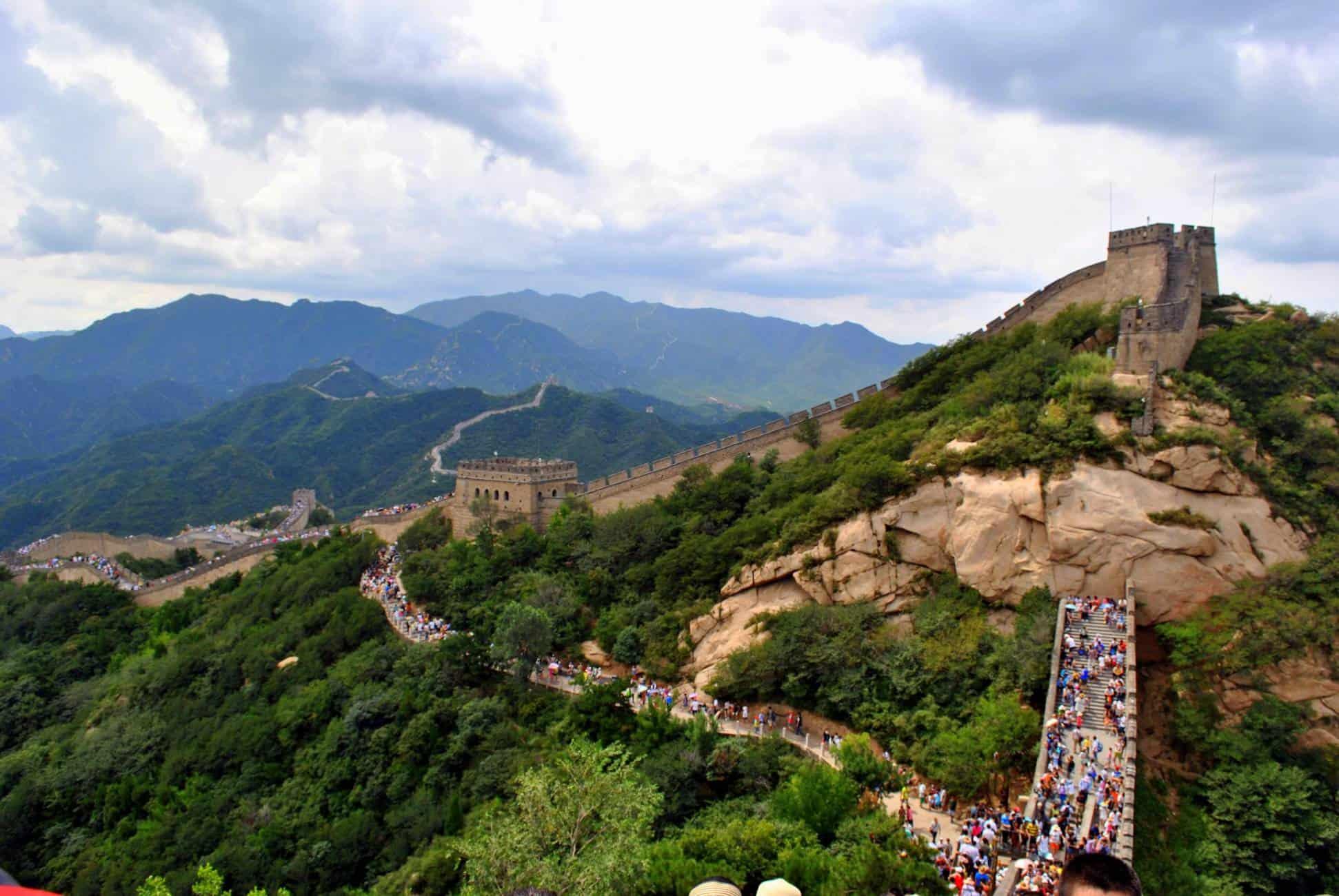 množični turizem - obljudene destinacije