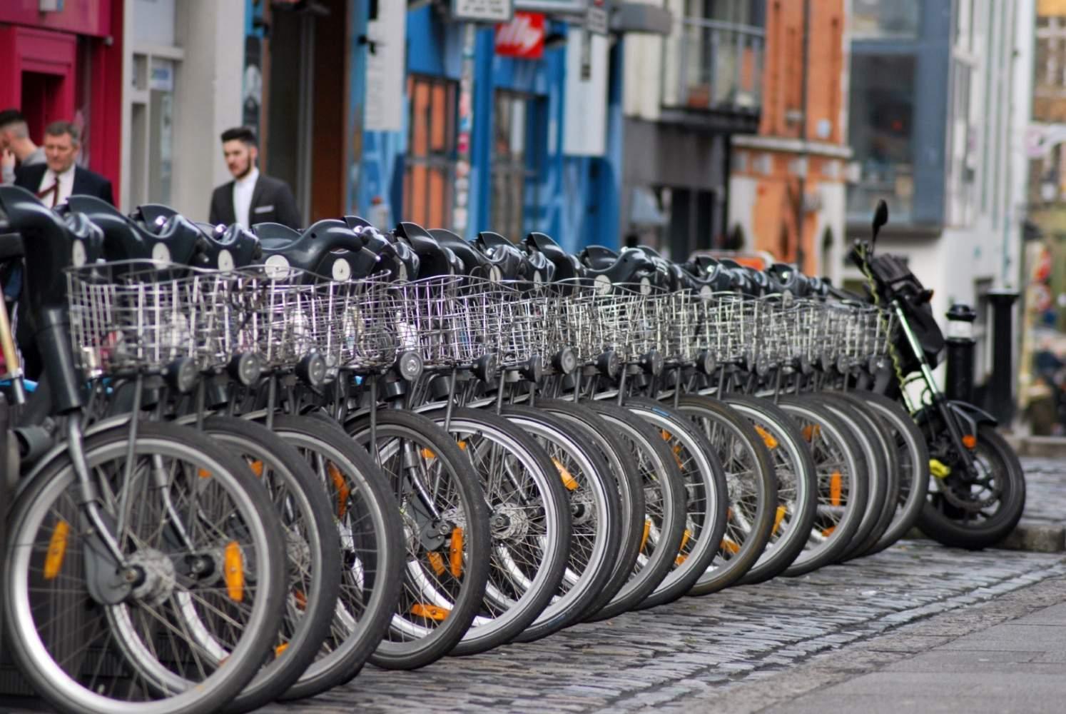 dublin bicikli 2