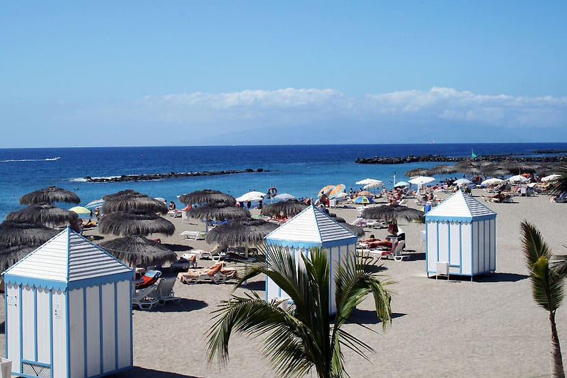 tenerife plaža