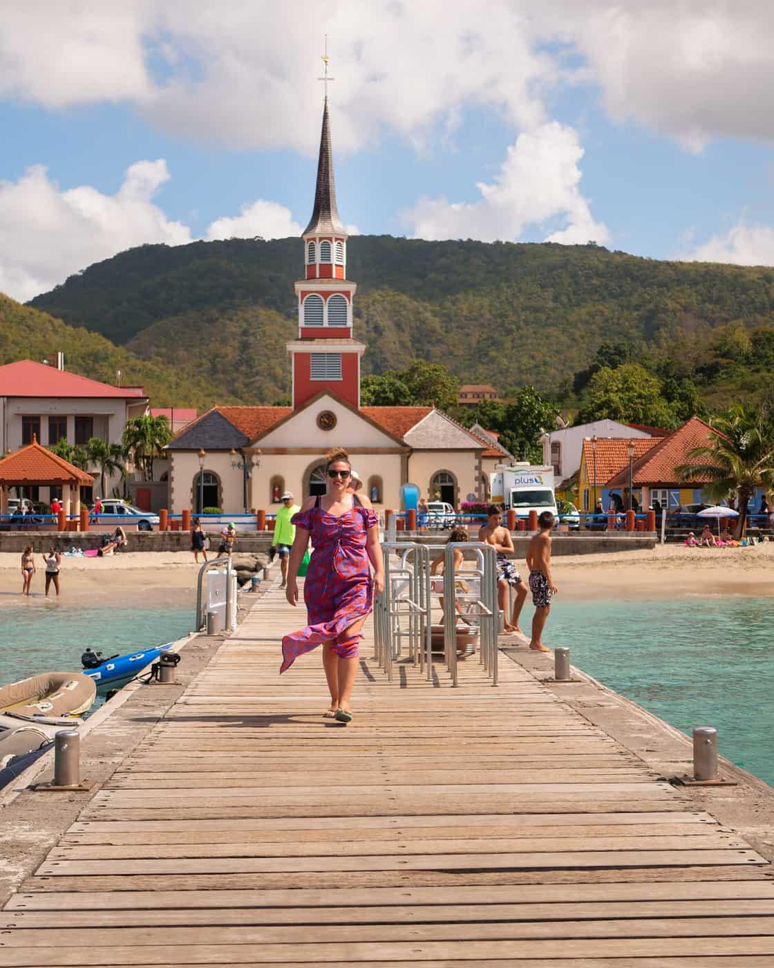 Les Anses d'Arlet, Martinik, Karibi