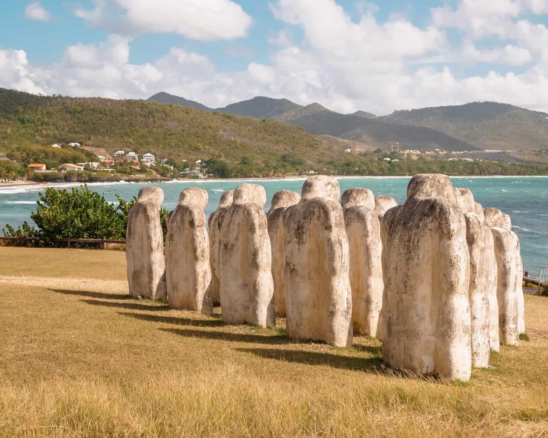 Anse Cafard, Martinik, Karibi