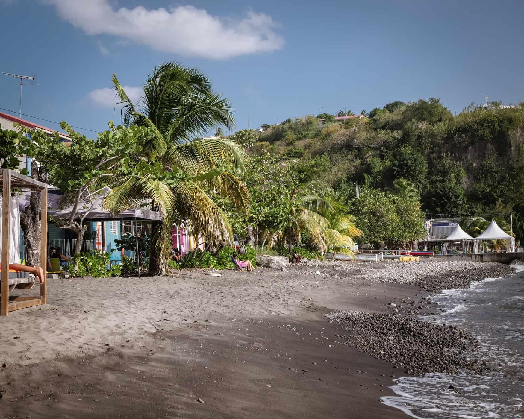 Martinik, Karibi