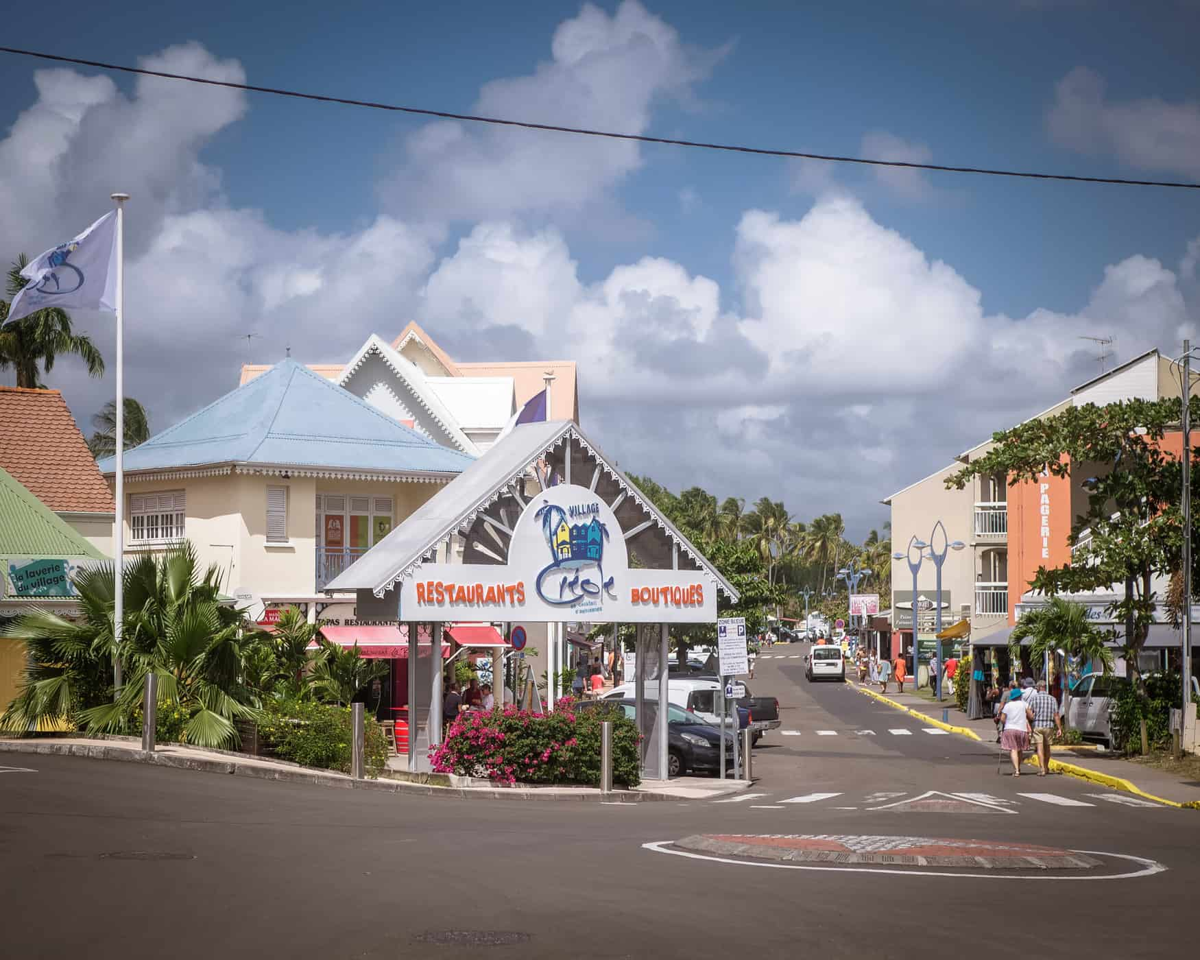 Trois Ilets, Martinik, Karibi