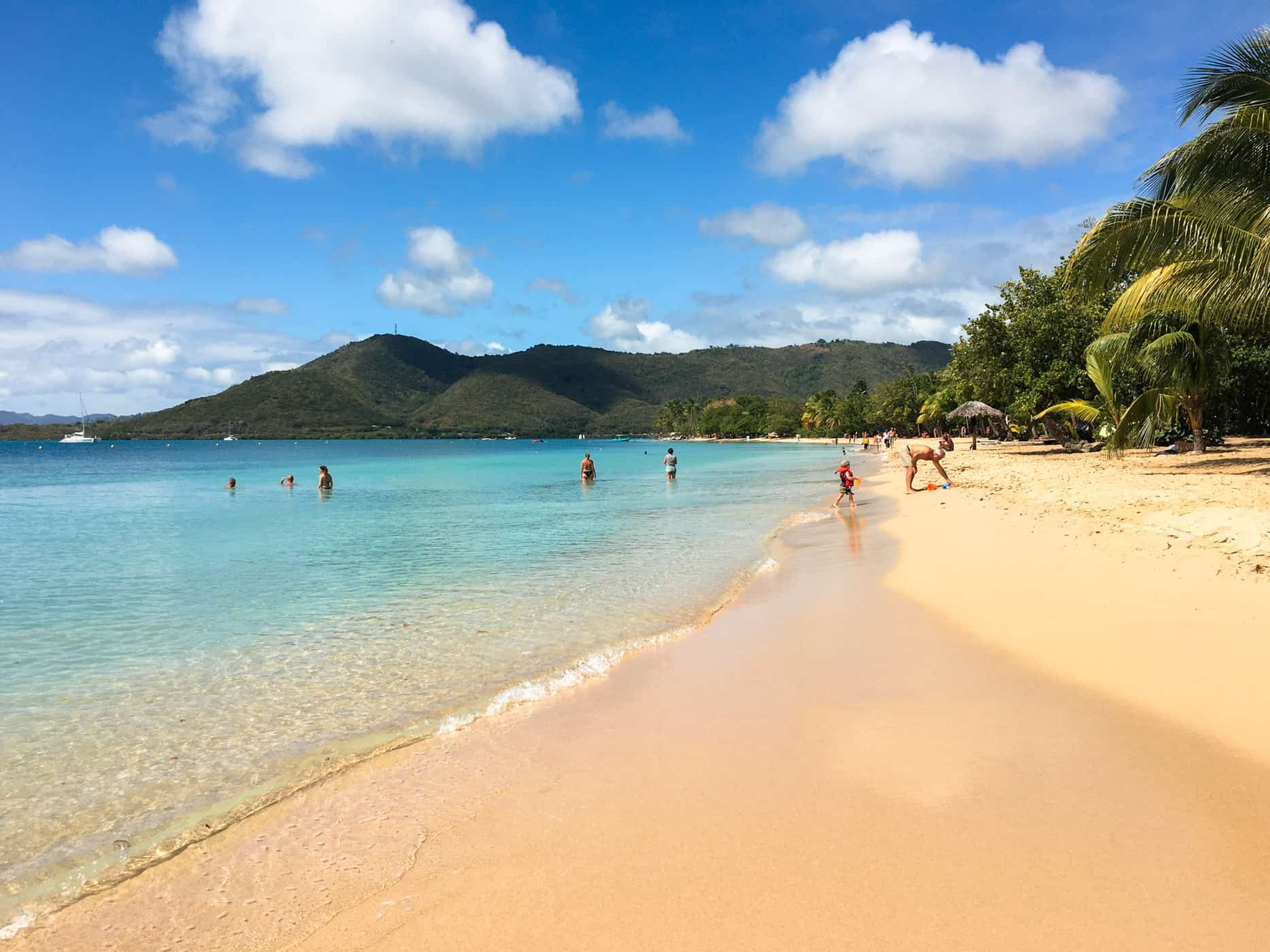 La Pointe Marin, Martinik, Karibi
