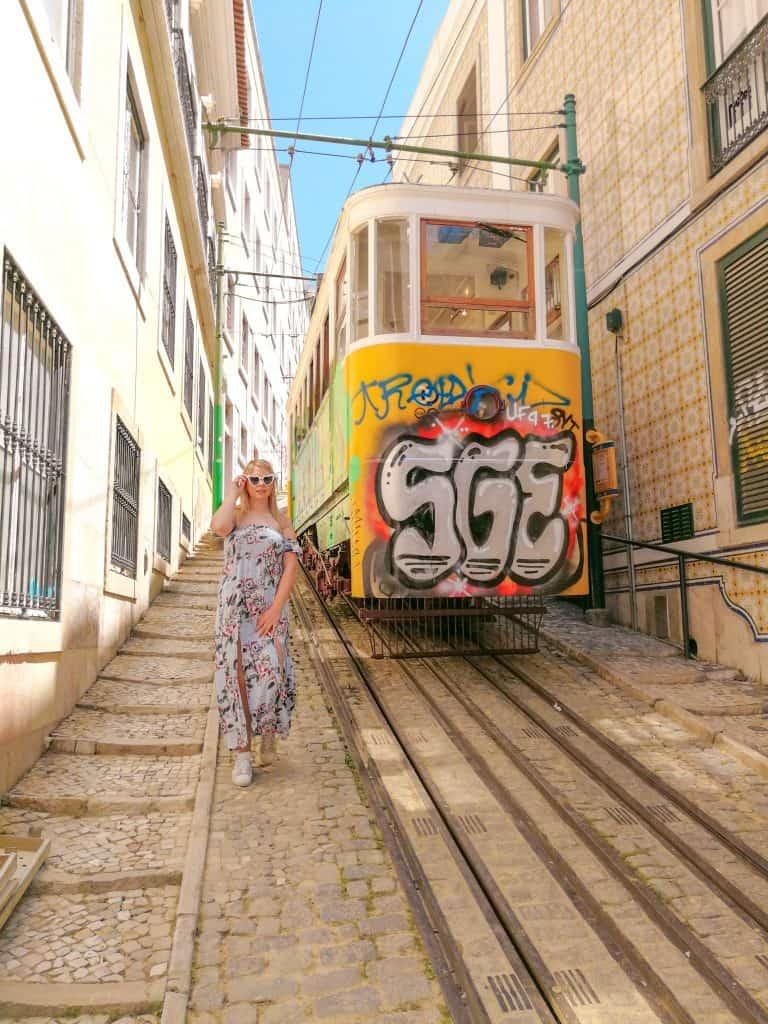 tramvaj Lizbona