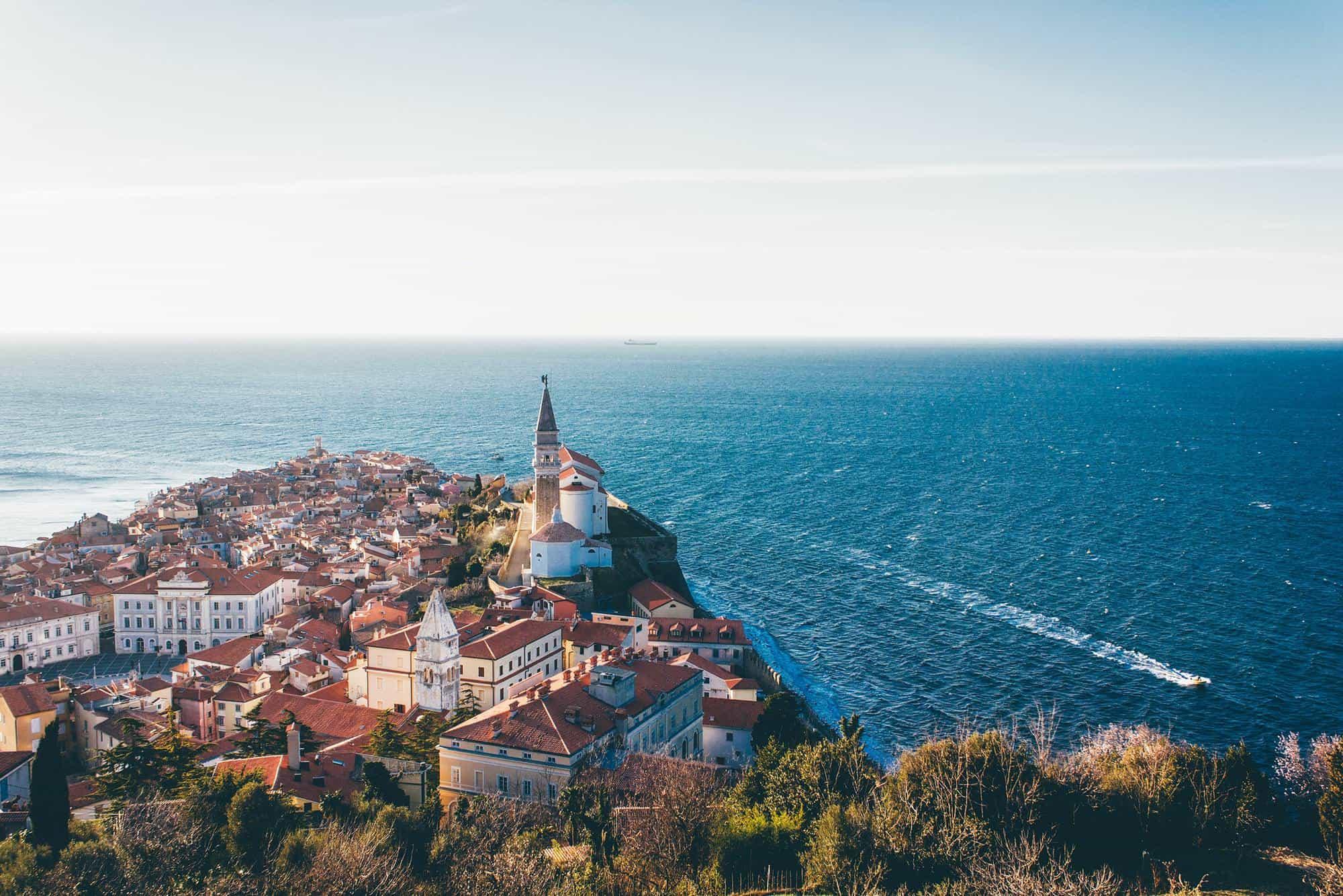 Piran, Slovenija