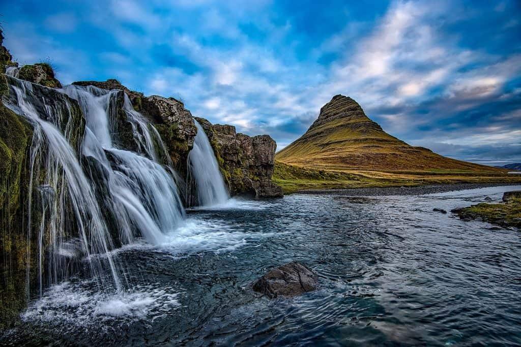 islandija kirkjufell