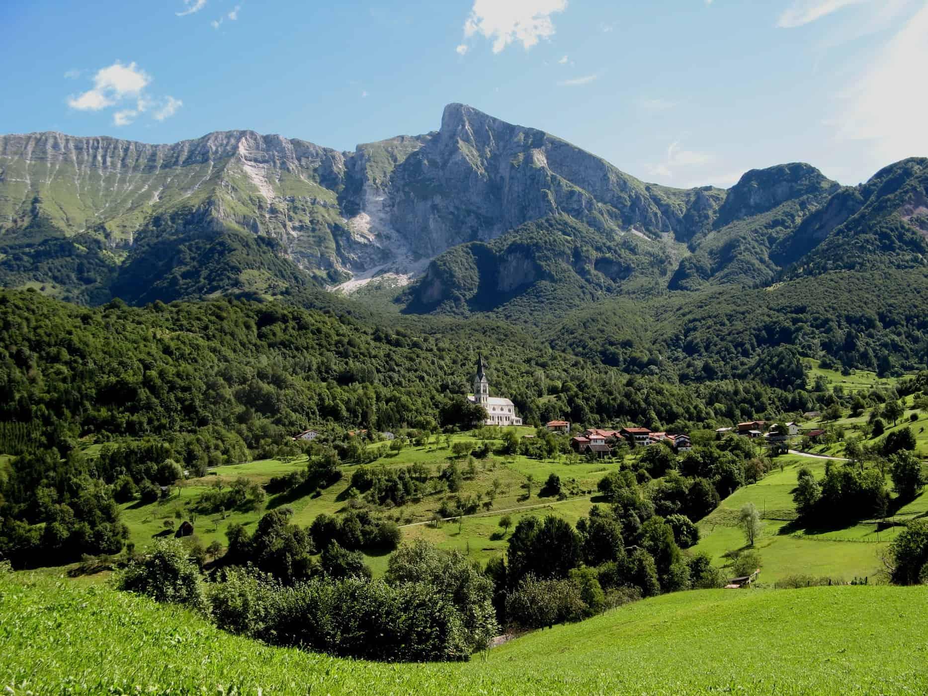 nebesa slovenija