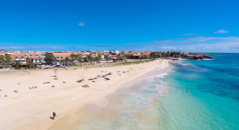 Gdje je toplo u siječnju? Cape Verde