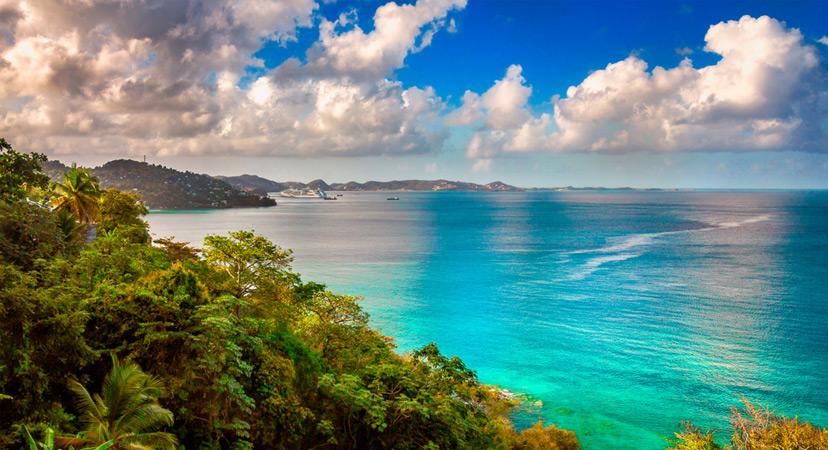 Gdje je toplo u siječnju? Grenada