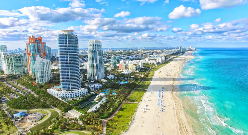 Gdje je toplo u siječnju? Florida