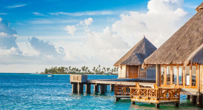 Gdje je toplo u siječnju? Maldivi