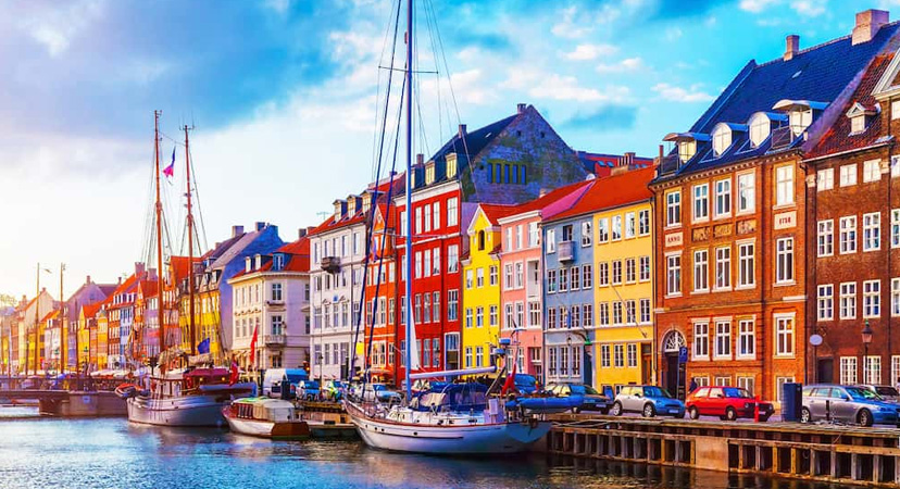 Kopenhagen je najbolji grad za kratko putovanje, Nyhavn