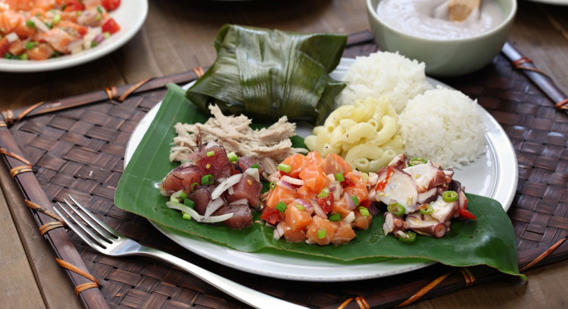 Havaji hrana