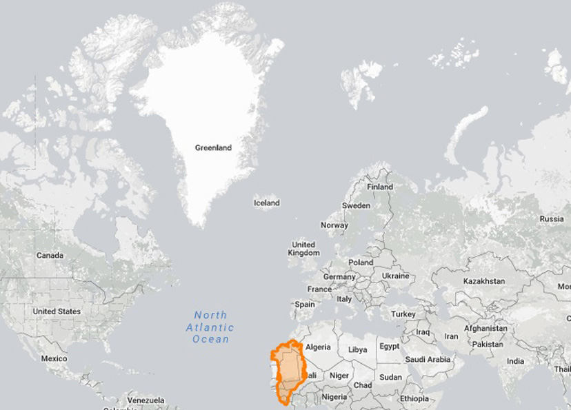 jeftino putovanje Grenland