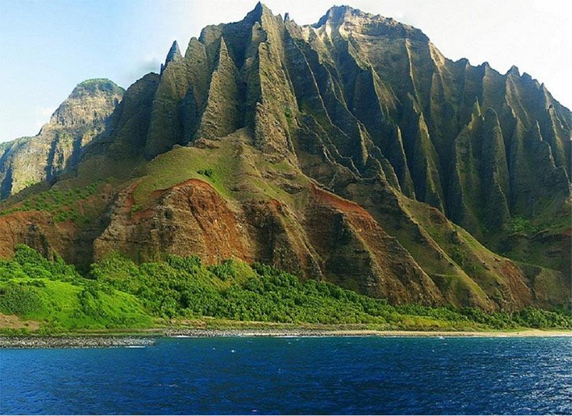 Novo leto na plaži - Havaji