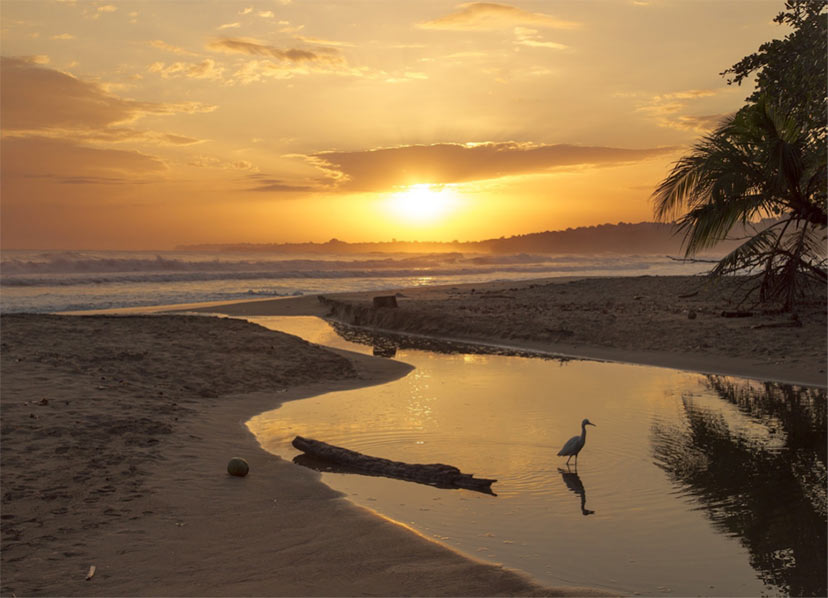 Novo leto na plaži - Kostarika