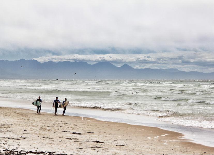 Novo leto na plaži - Južnoafriška republika