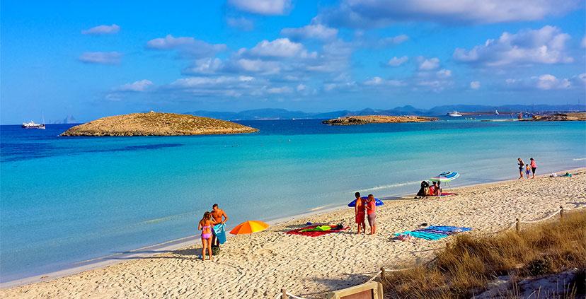 Plaja de Set Illetes