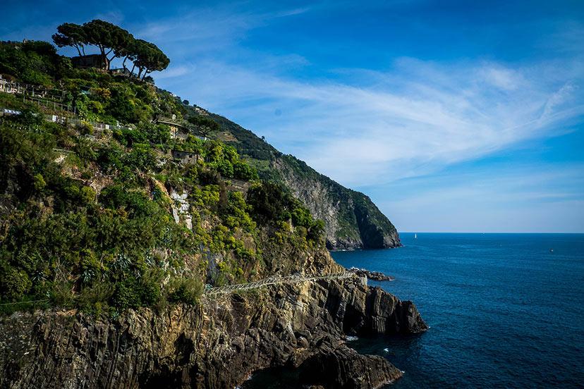 Roadtrip po Italiji, Amalfijska obala