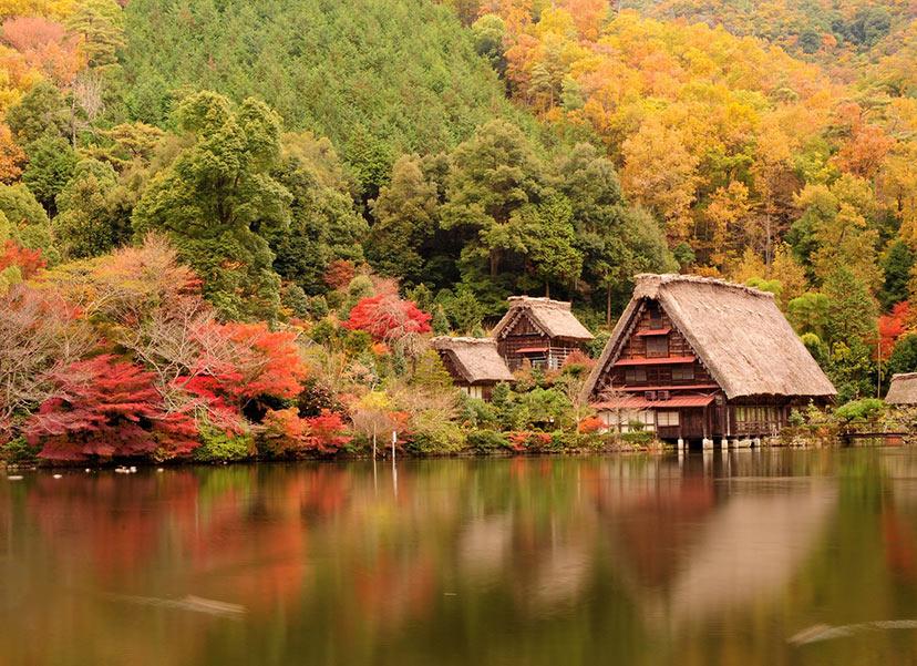 Japonska: Daisetsuzan in Towada Hachimantai