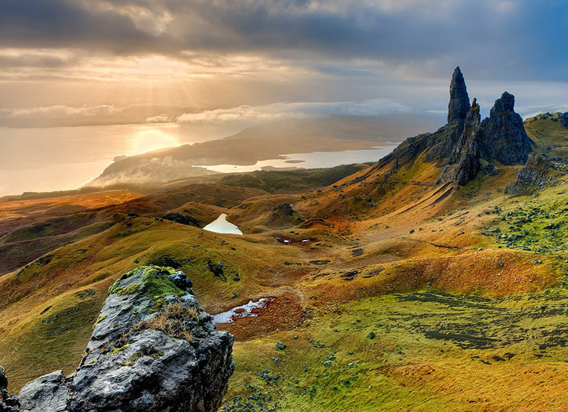 Škotska: Narodni park Cairngorms