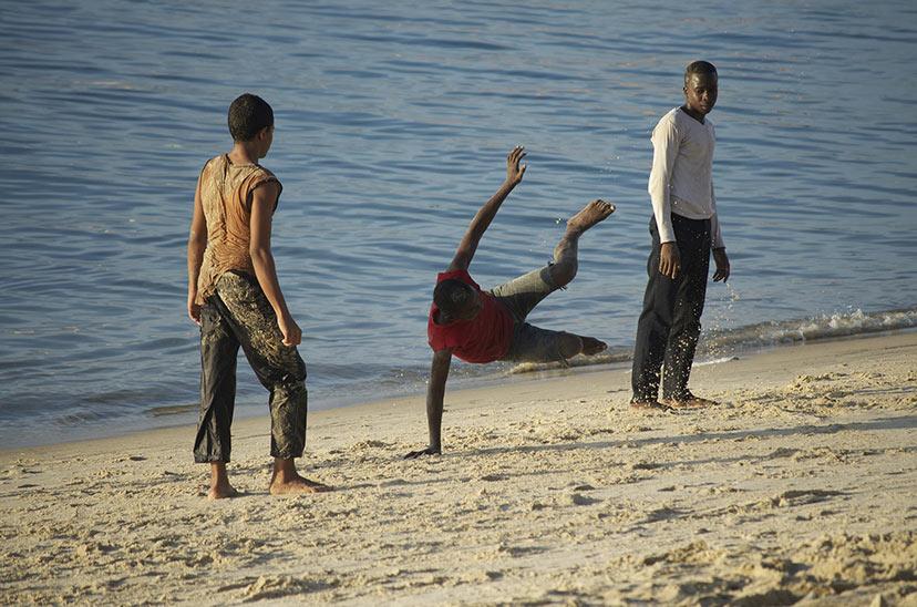 Tanzanija, Capoeira