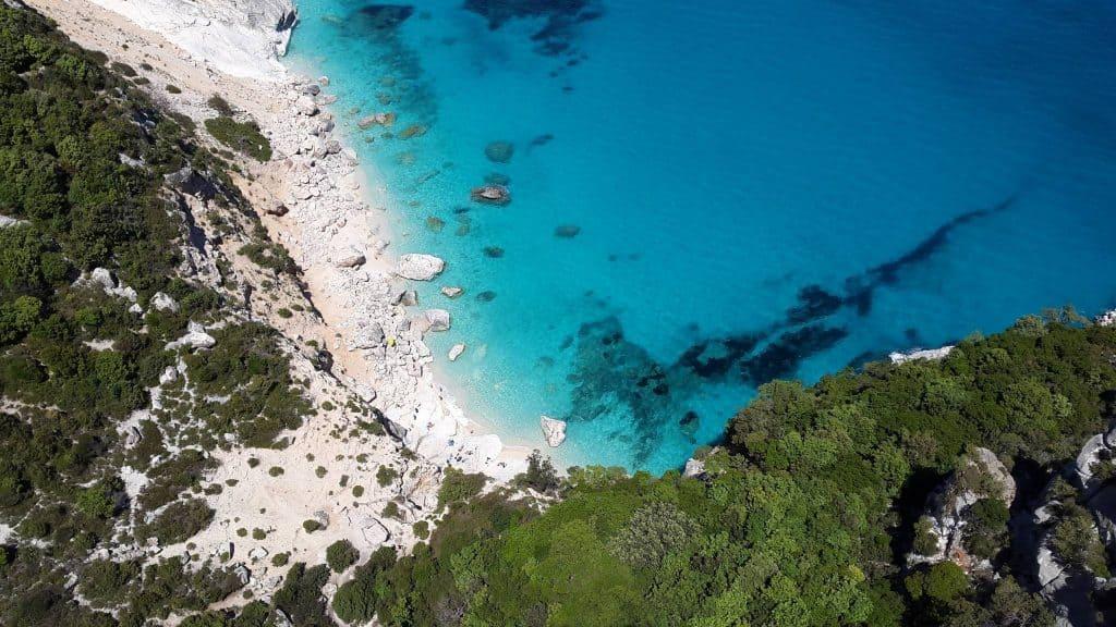 plaža sardinija