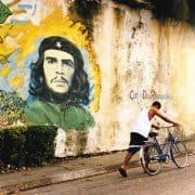 Cuba che street art
