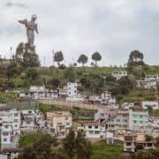 Ekvador pustolovščina in oddih v enem 1
