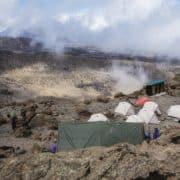 Gora kilimandžaro in treking po poti machame 3