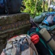 Gora kilimandžaro in treking po poti machame 4