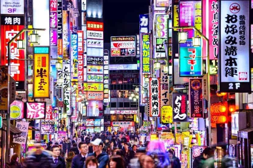 Japonska 1