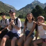 Pireneji družinska avantura 6