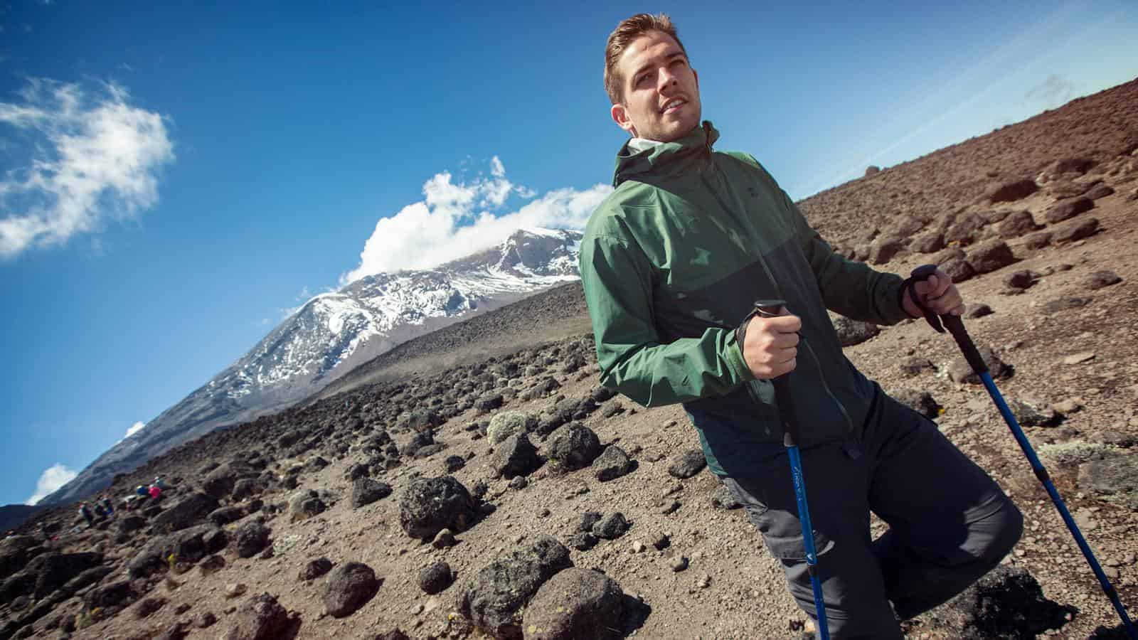 Pohod na kilimandžaro 1