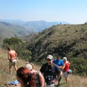 Raziskovanje južne afrike 1