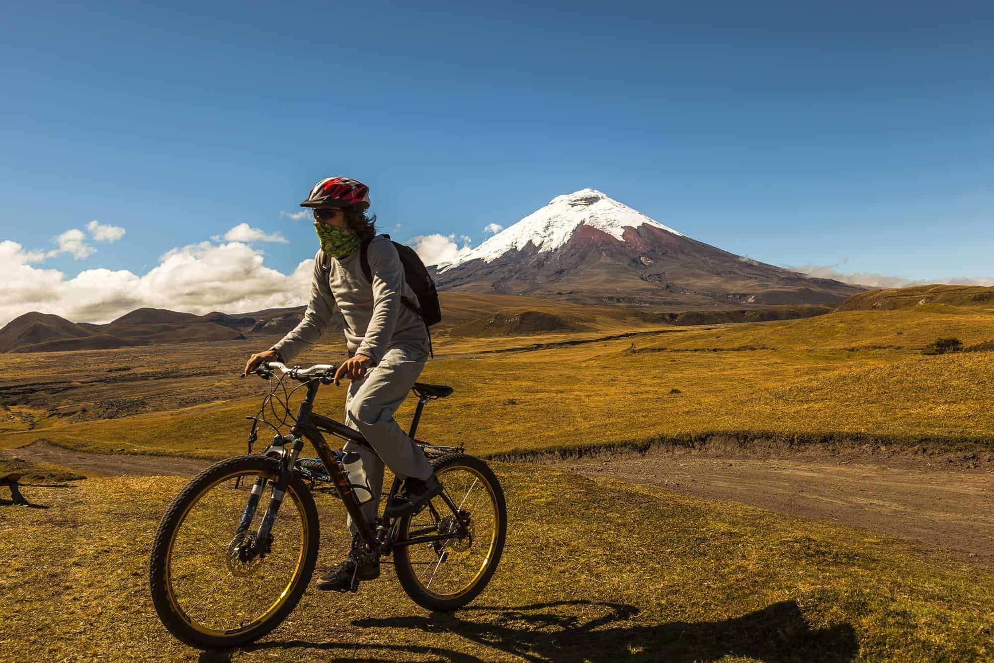 Ekvador, aktivno putovanje