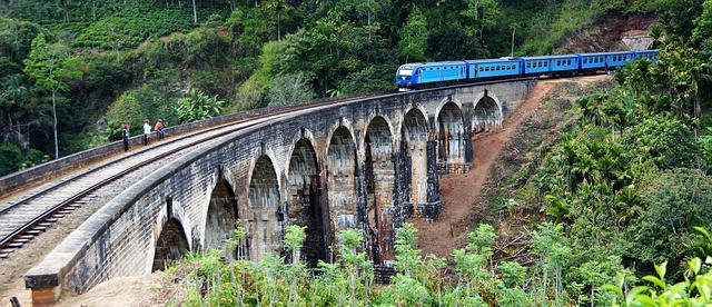 15 razlogov zakaj na srilanko vlak