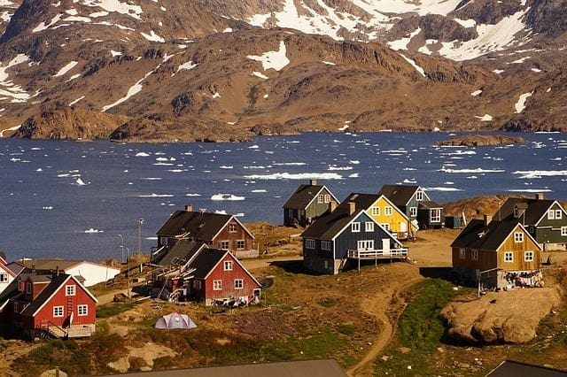 Grenlandija kam se potovati v 2019 4