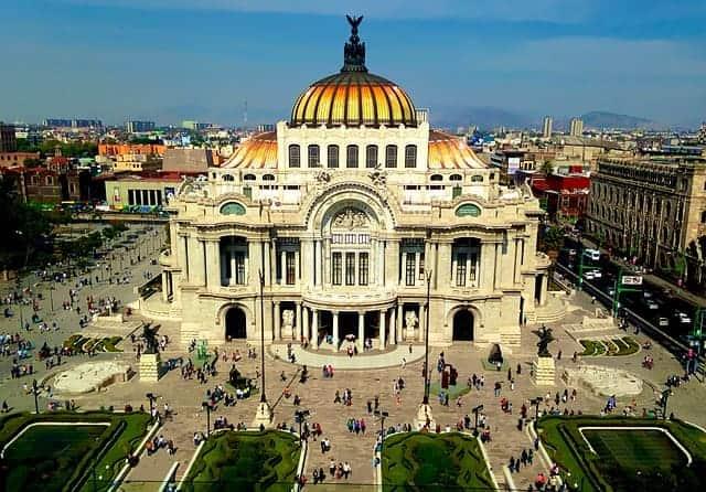 Mehika kam se potovati v 2019 7