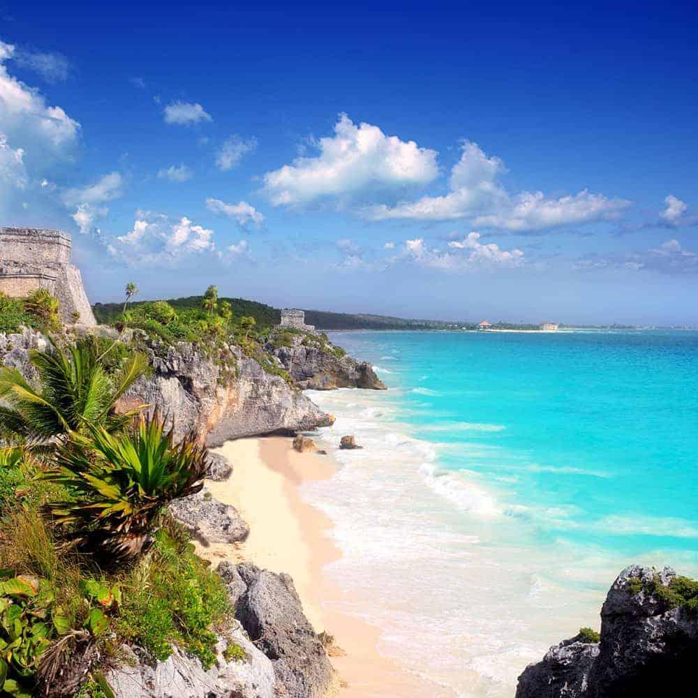 Tulum beach mexico shutterstock 82829482 sta
