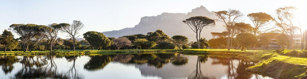 Afrika panorama